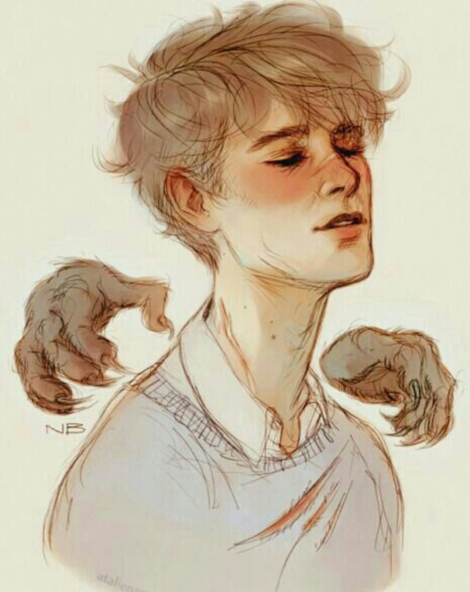 Картинка для -Chaos of our feelings♡Remus Lupin♡