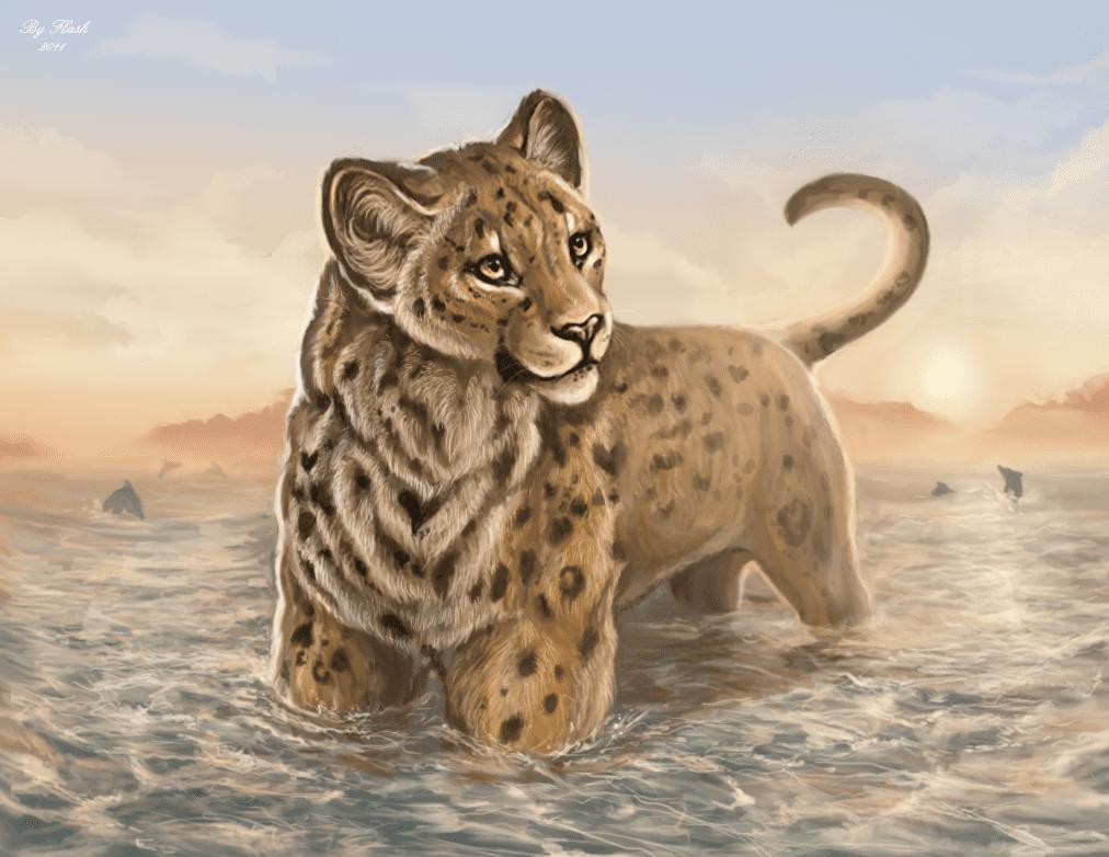 Картинка для 🐾 Big Cats 🐾