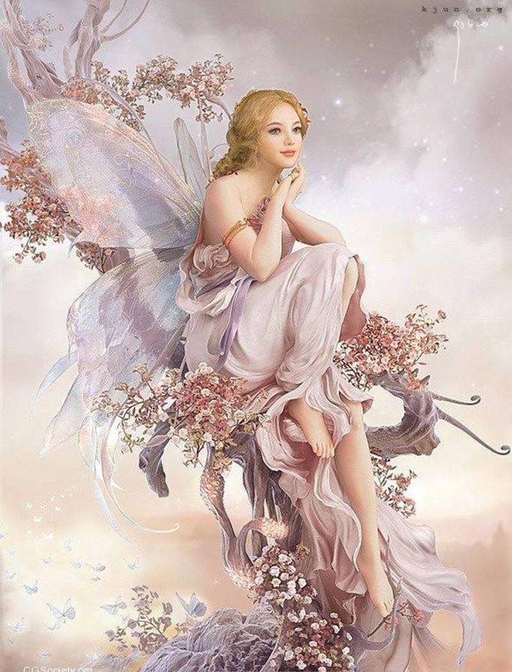 Картинка для Какая ты фея