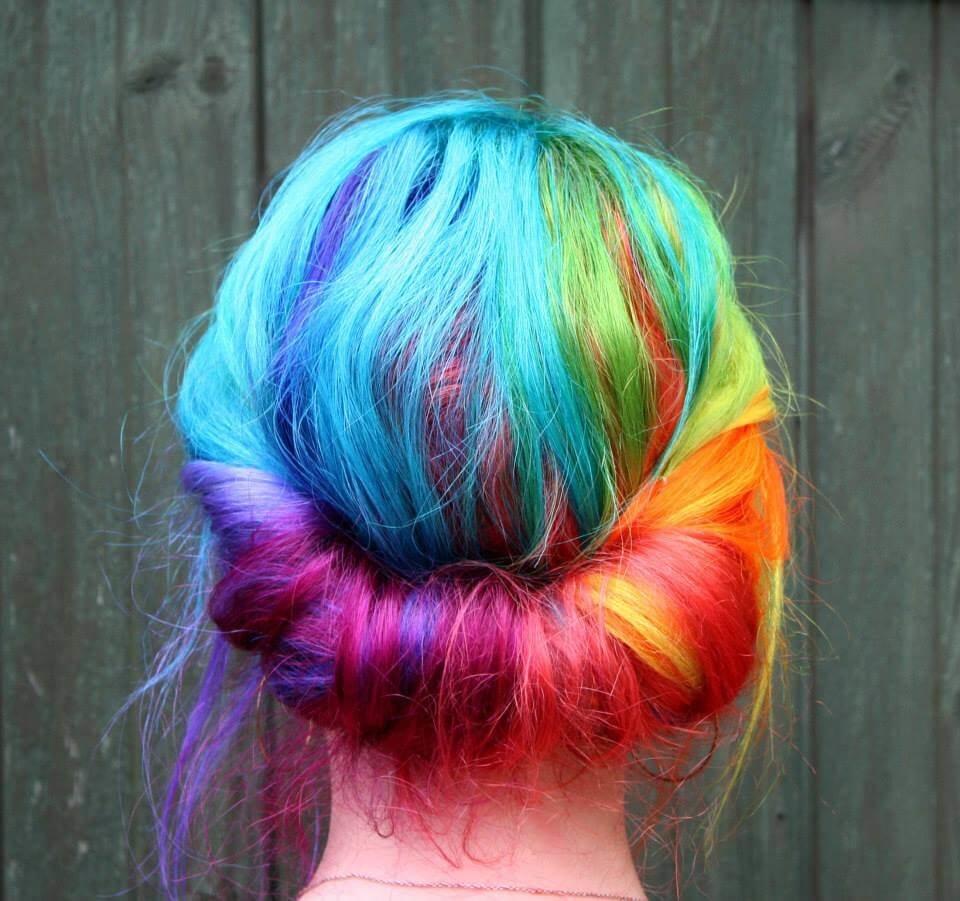 Картинка для В какой цвет тебе покрасить волосы?