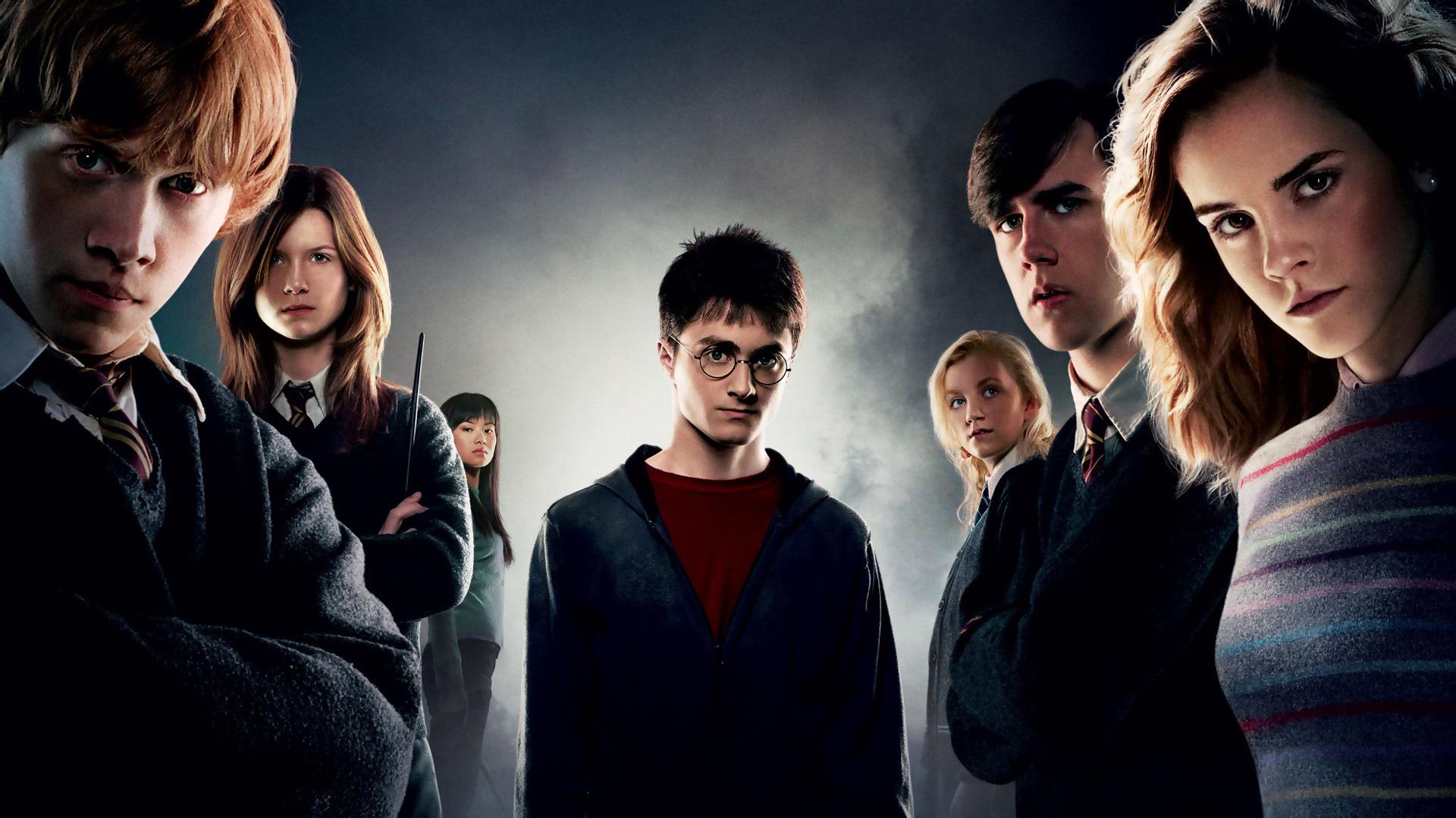 Картинка для Кто ты из друзей Гарри Поттера.