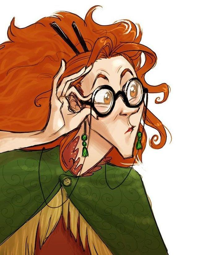 Картинка для Harry Potter Сrossover