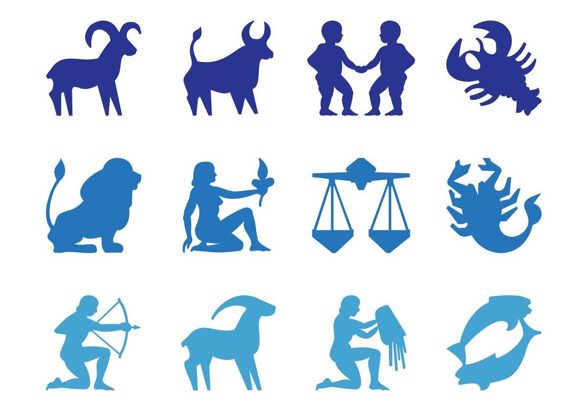 Знаки зодика в картинках