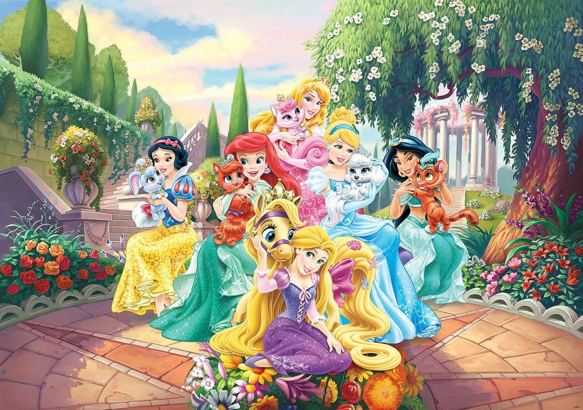 Картинки высокого разрешения принцессы