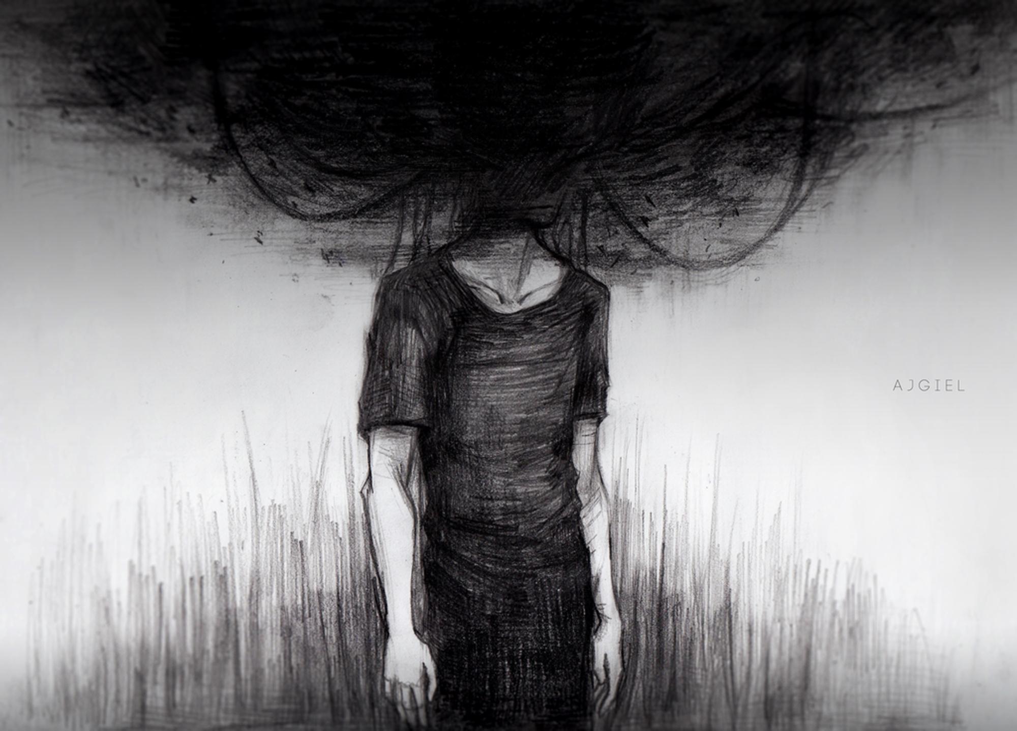 Картинки выражающие грусть