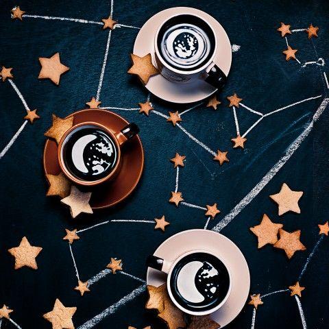 Картинка для О чем шепчут звезды|Пообедай в кафе,и я назову твой знак зодиака