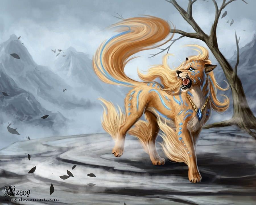 Картинка для Всё о мифических существах.