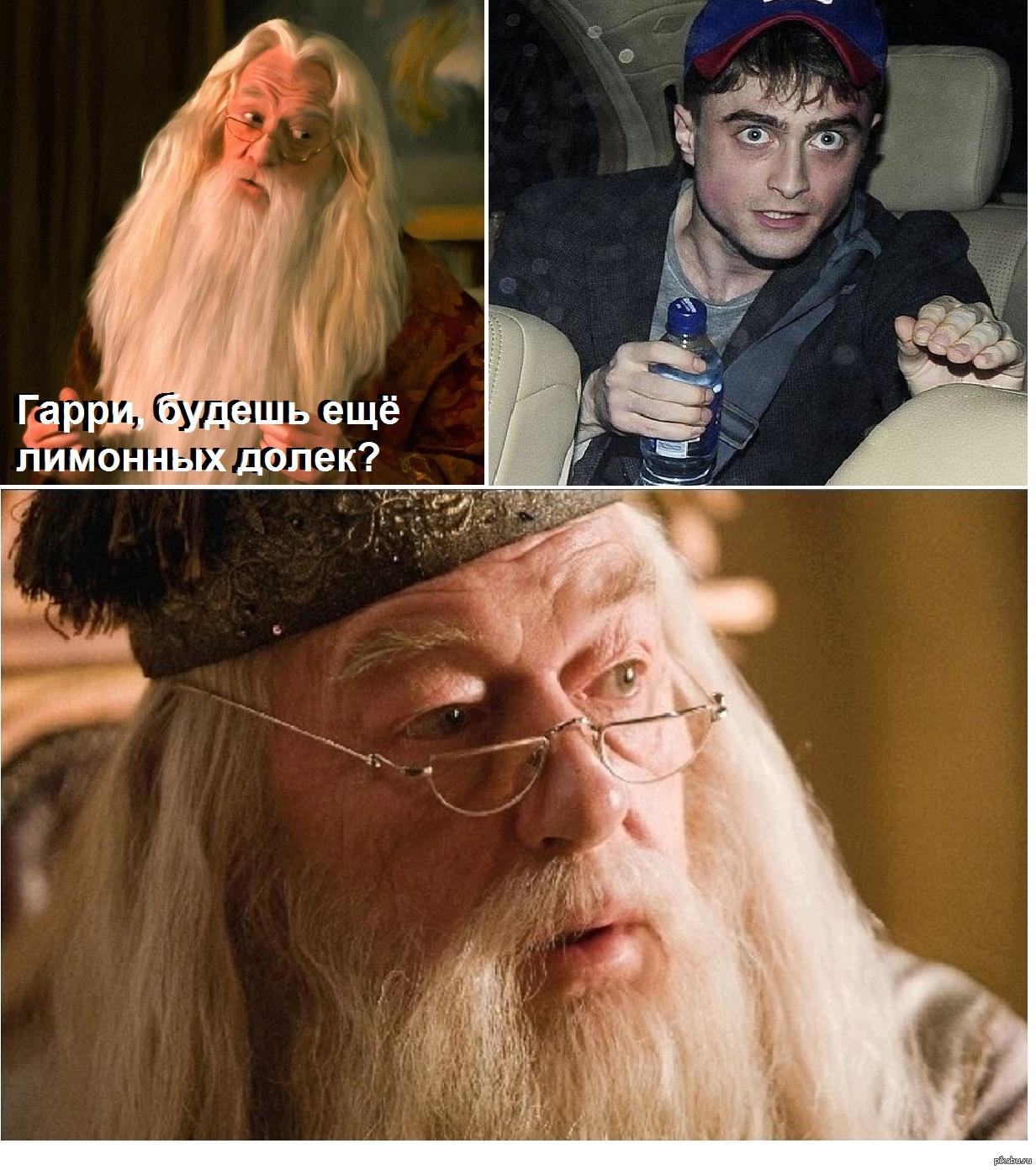 Картинка для ~Harry Potter memes~