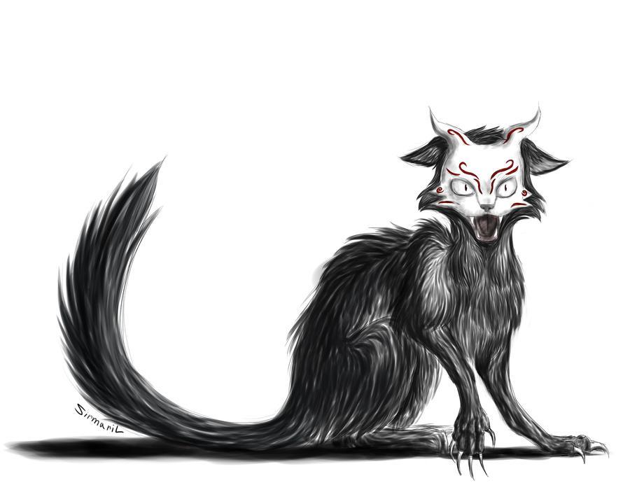 Картинка для Пушистый демон: мечта, сбывшаяся не совсем хорошо