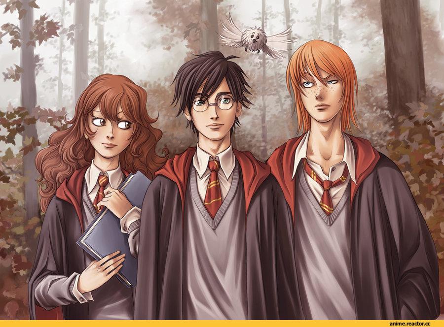 Картинка для кто ты из Гарри Поттера?