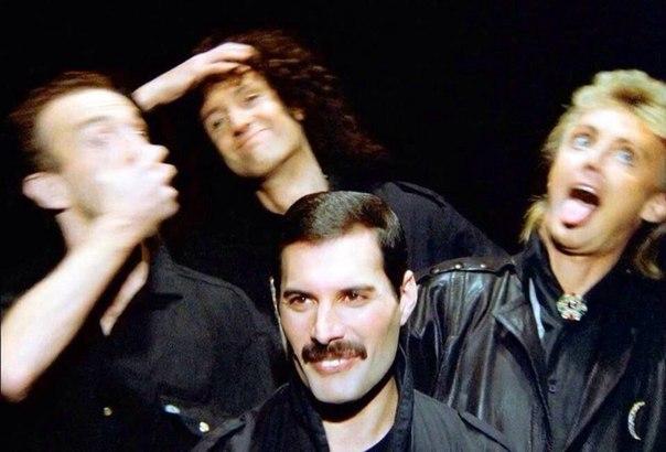 """Картинка для Кто твой парень из группы """"Queen""""?"""