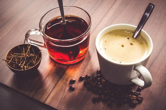 чай будешь кофе будешь прикол