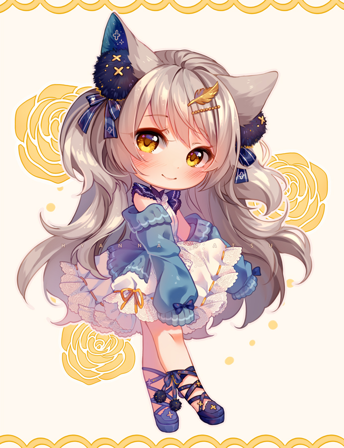 Картинка для Милые чиби от Hyanna-Natsu