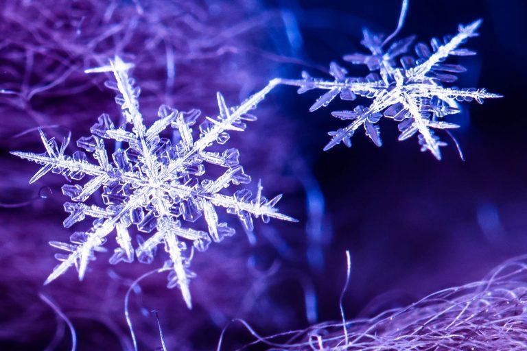 Картинка для ❄️ Снежинки,(снег)❄️
