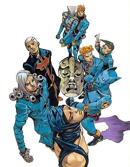 Картинка для кто из злодеев джоджо будет твоим лучшим другом