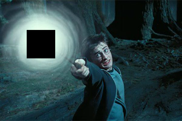 Картинка для Гарри Поттер и Чёрный квадрат