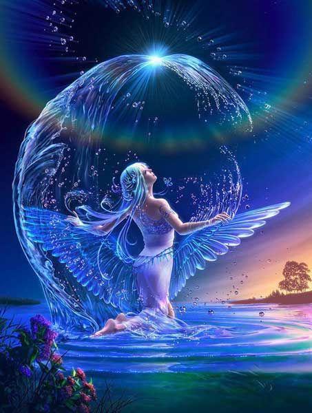 Картинка для Завораживающая сила воды или Какая ты водная фея?