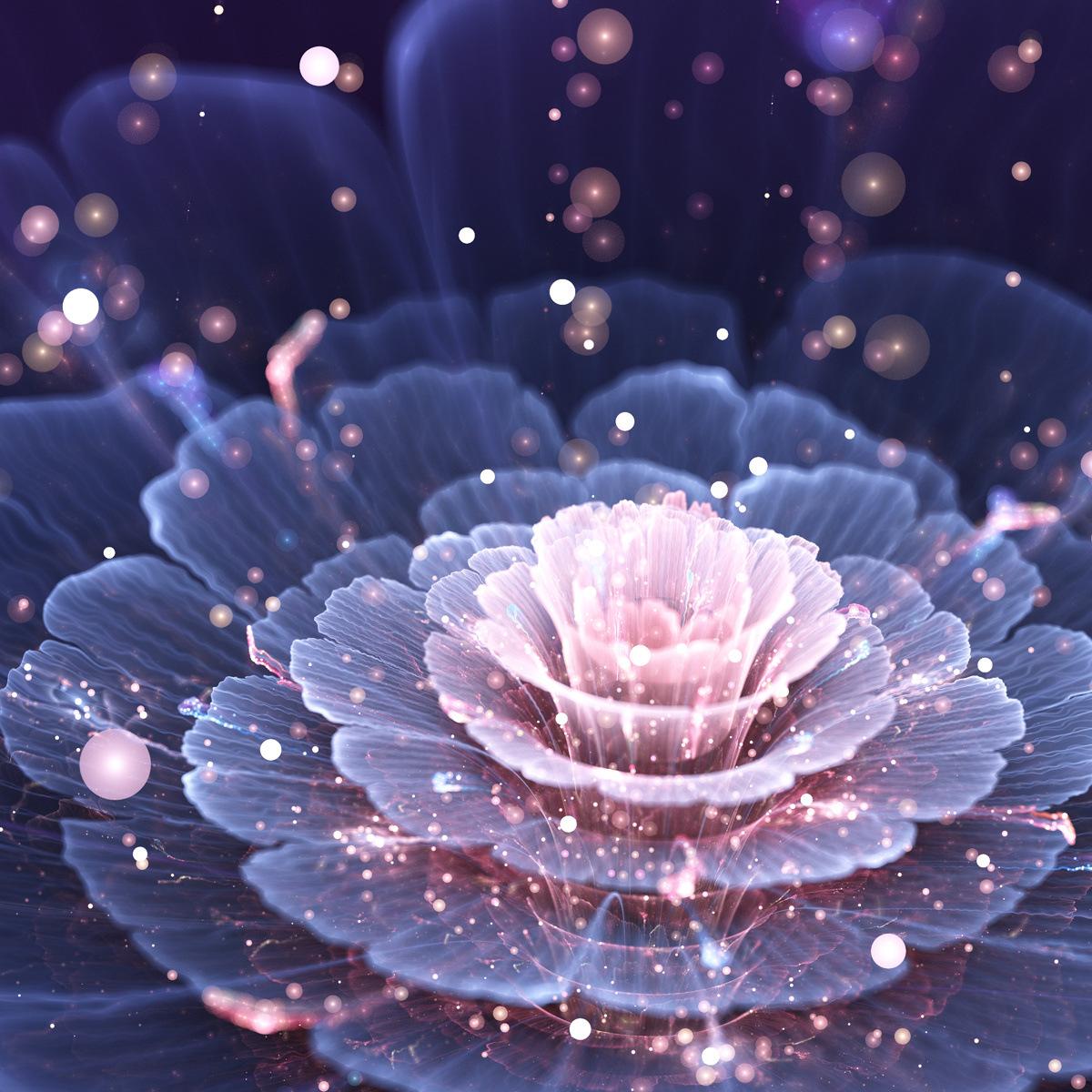Картинка для Твой волшебный цветок