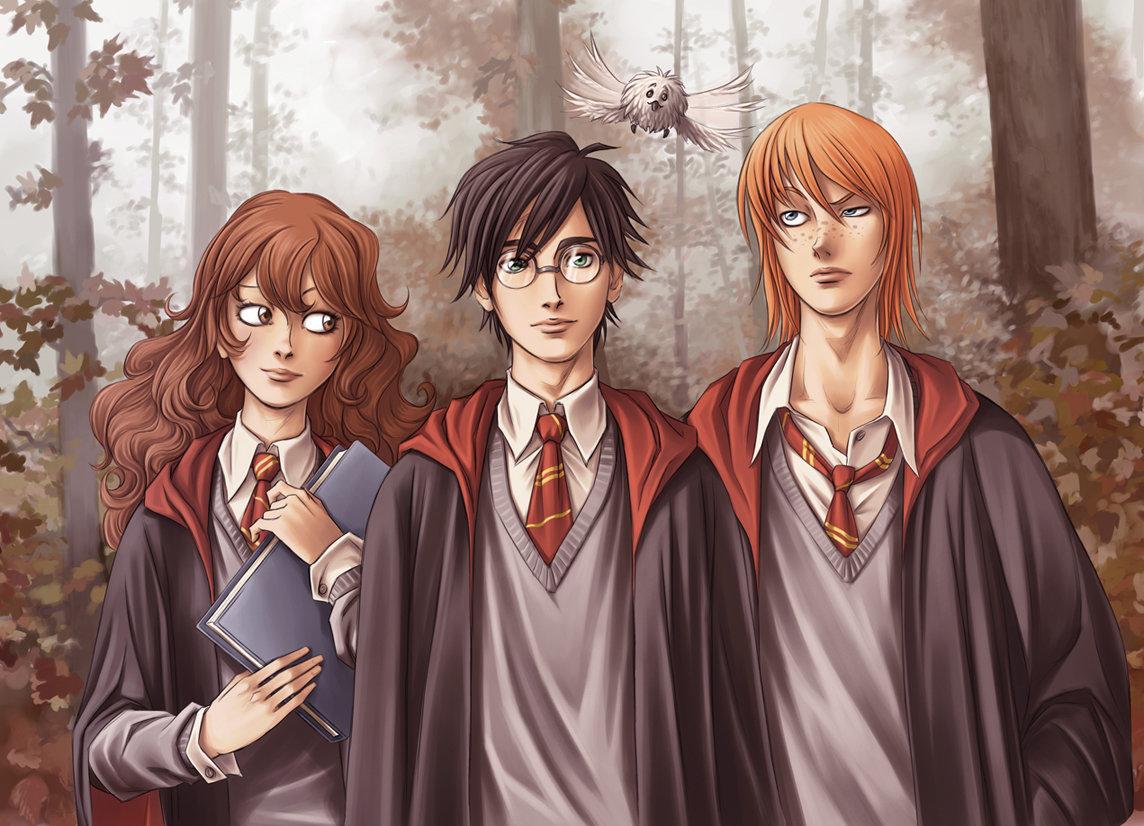 Картинка для Как хорошо ты знаешь вселенную Гарри Поттера?