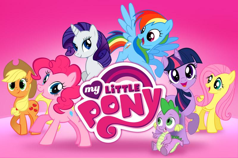 Картинка для My Little Pony: тест на знание не основных фактов.