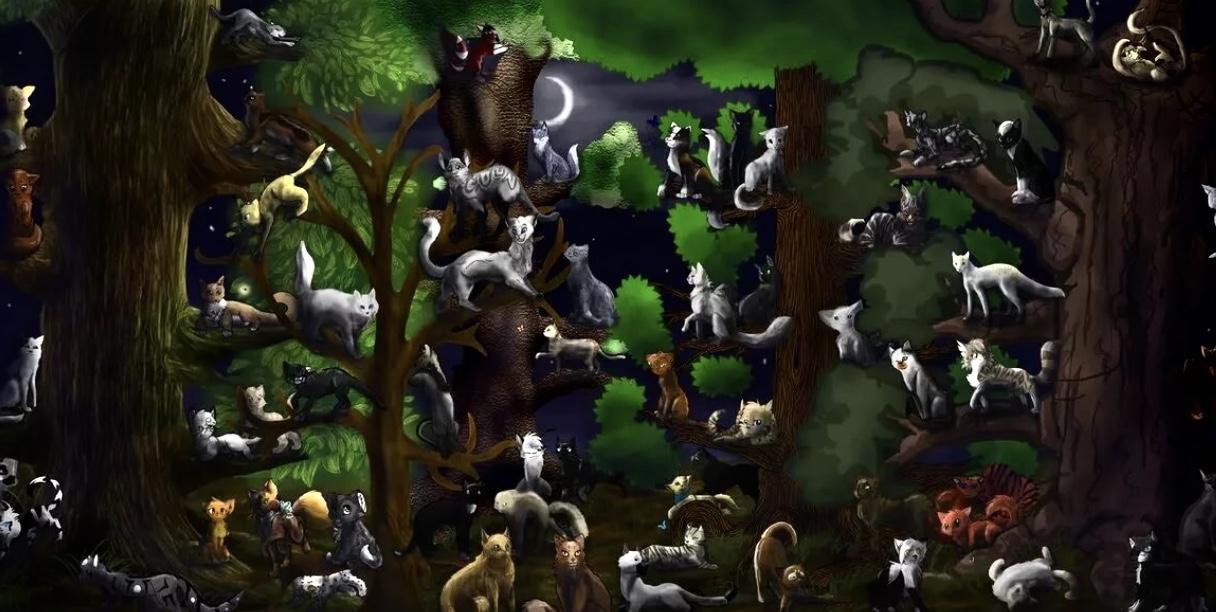 Картинка для Большой лес, маленький город
