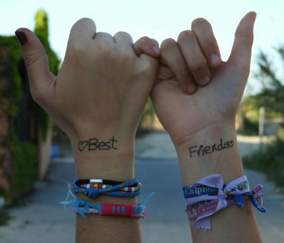 Картинка для ♡ Какая ты подруга? ♡