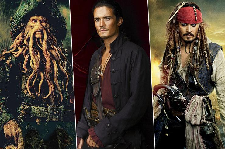 Картинка для Твоя история в Пиратах Карибского Моря
