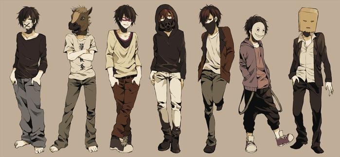 Картинка для Кто ты из аниме персонажей?
