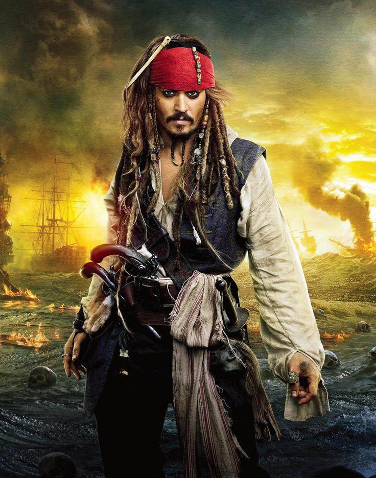 Картинки пираты джек воробей