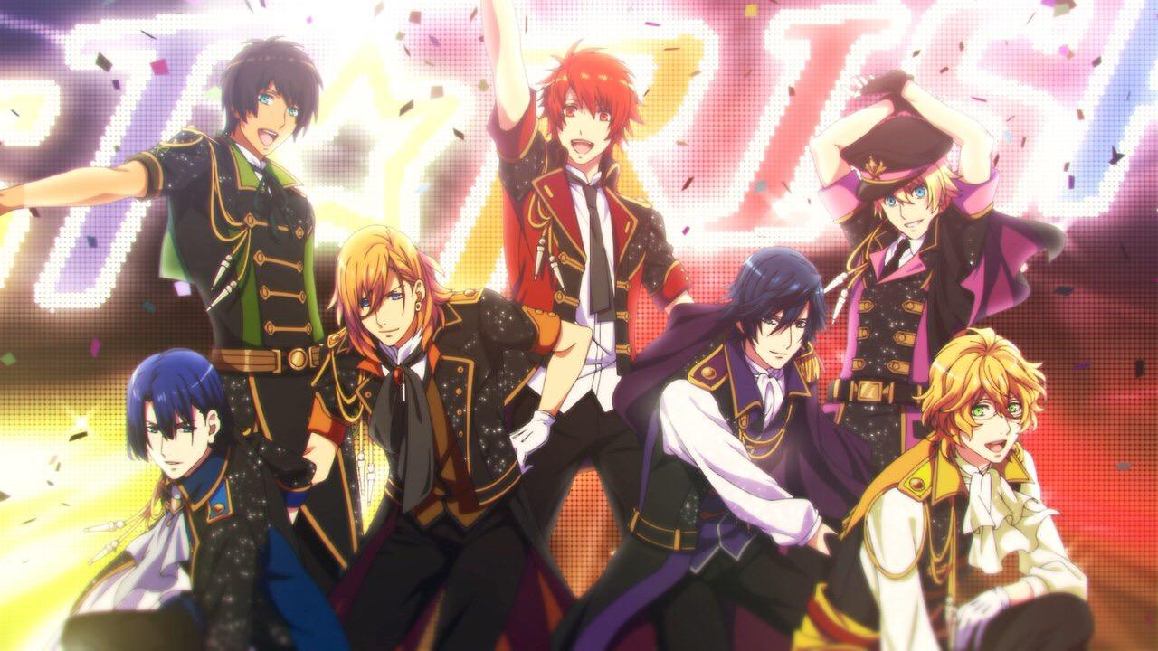 Картинка для Реакция принцев (аниме: Поющий принц) на тебя