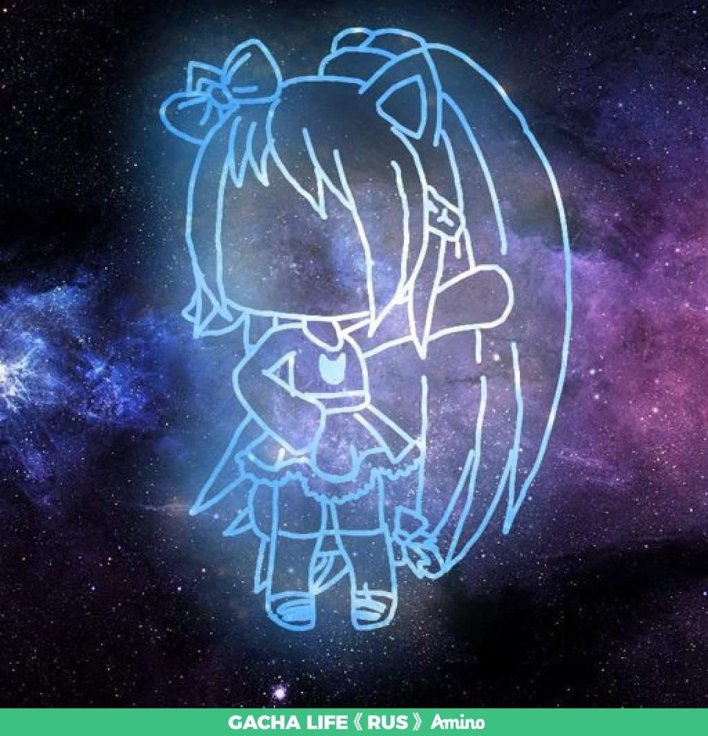 Картинка для Твой персонаж в мире Gacha по знаку Зодиака