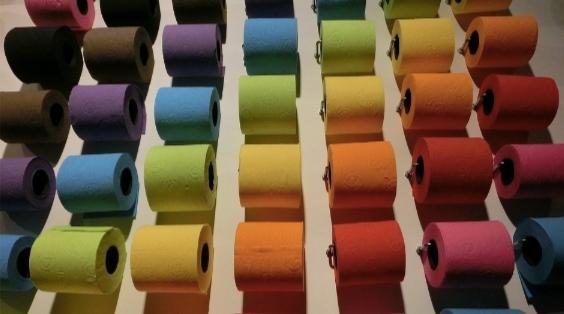 Картинка для Какая ты… Туалетная бумага?