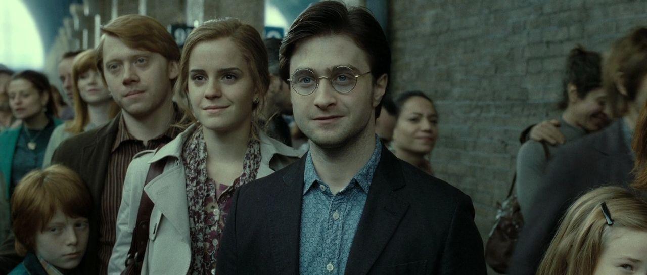 Картинка для Как внимательно ты читала книги о Гарри Поттере