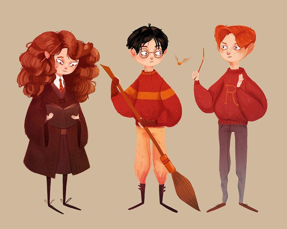 Картинка для Твои отношения с героями «Гарри Поттера»