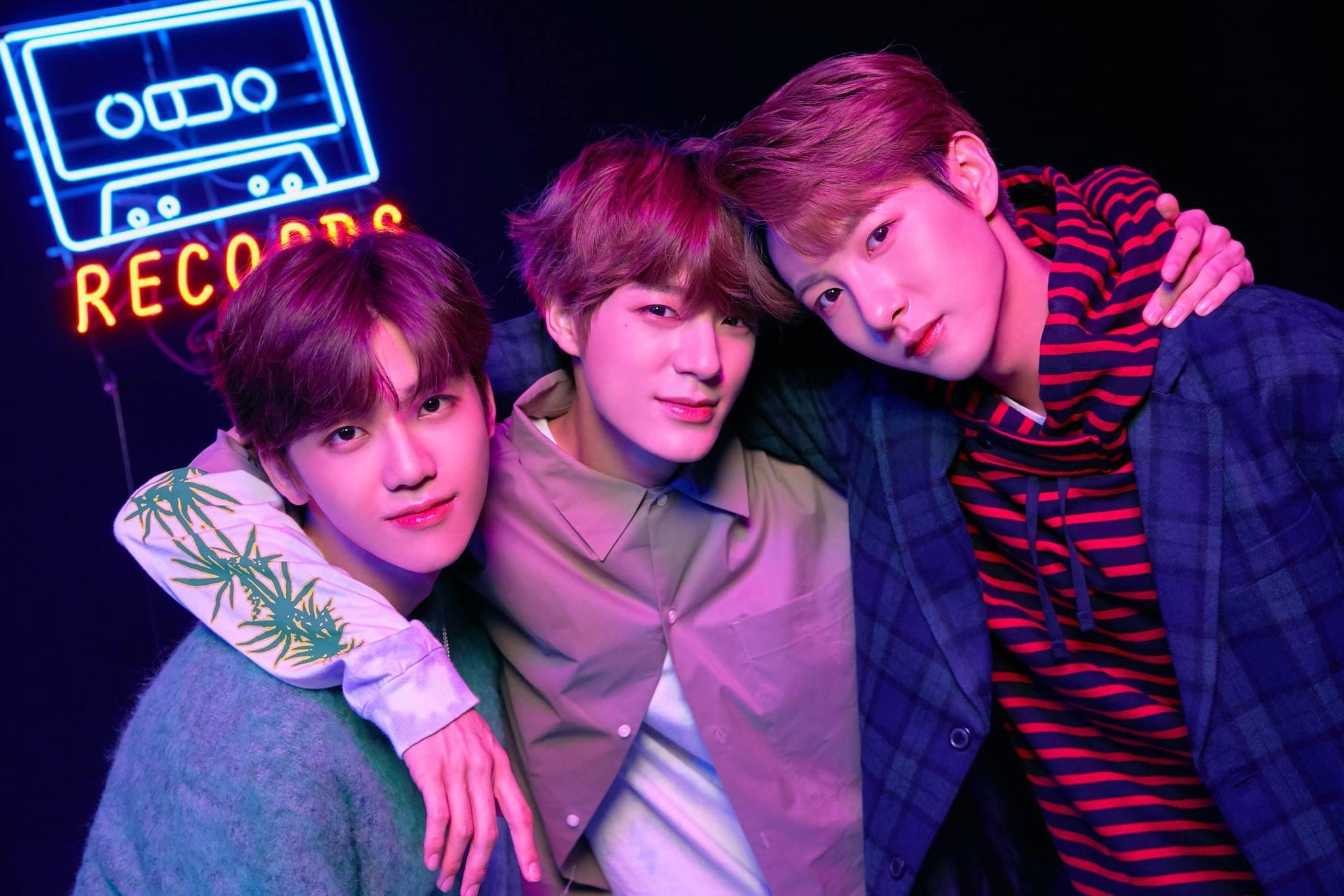 Картинка для Кто ты из трех участников NCT Dream?