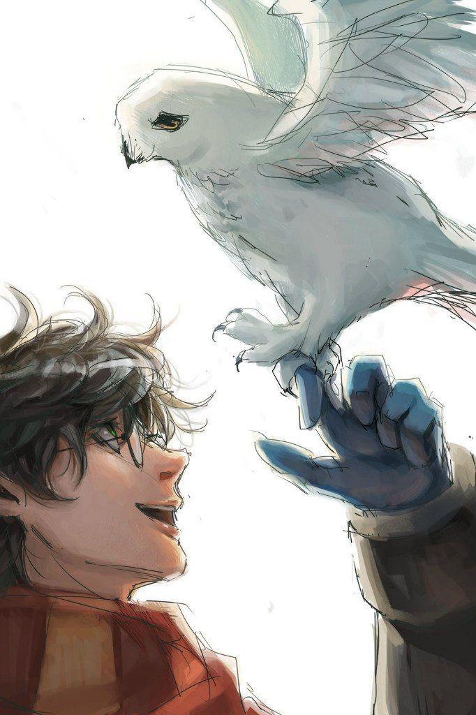 """Картинка для Интересные факты про """"Гарри Поттера"""""""