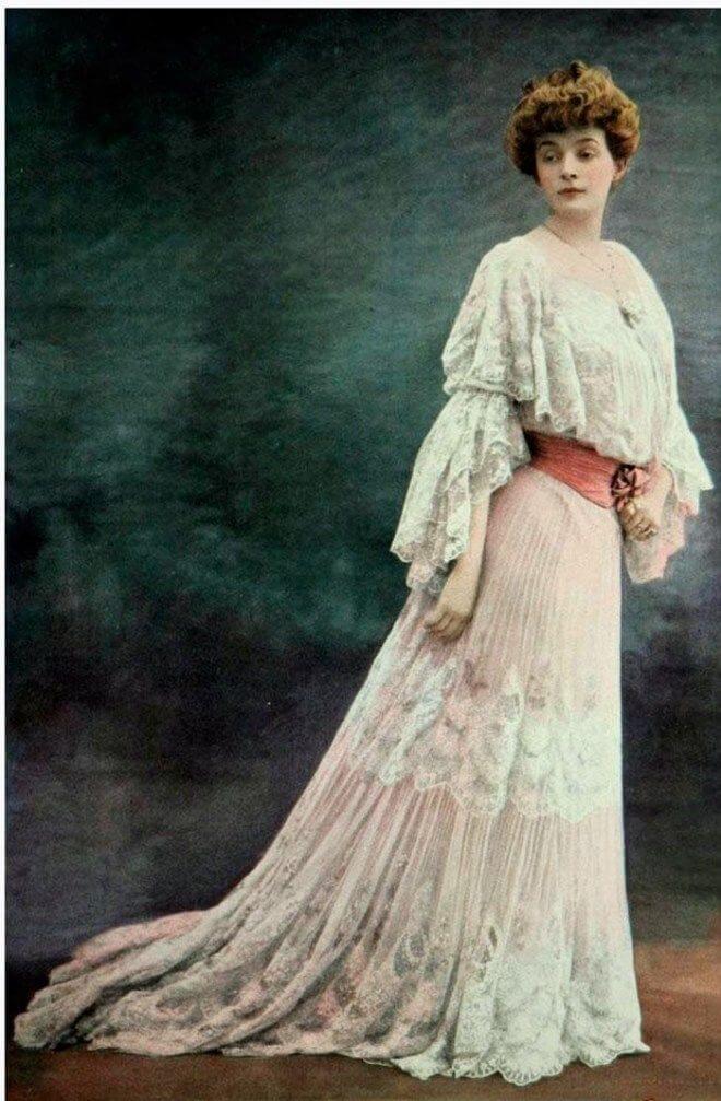 Картинка для Назад в прошлое ( часть 2). твоё маленькое чайное платье