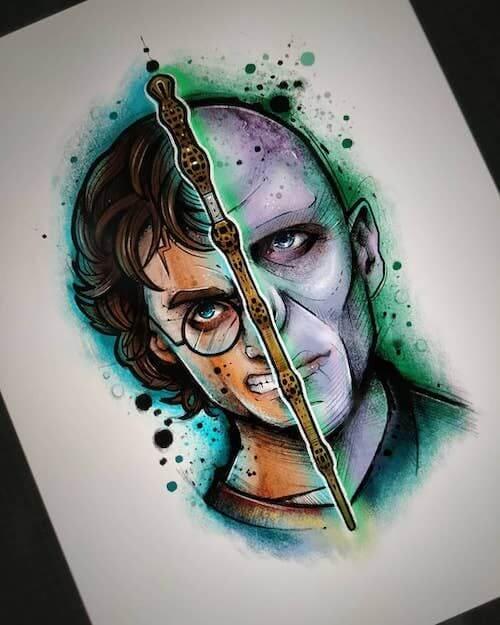 Картинка для Как хорошо ты знаешь фильм Гарри Поттер