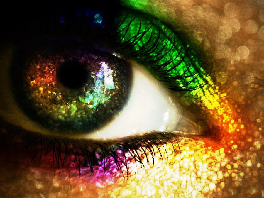 Картинка для Какие у тебя глаза в параллельной реальности?