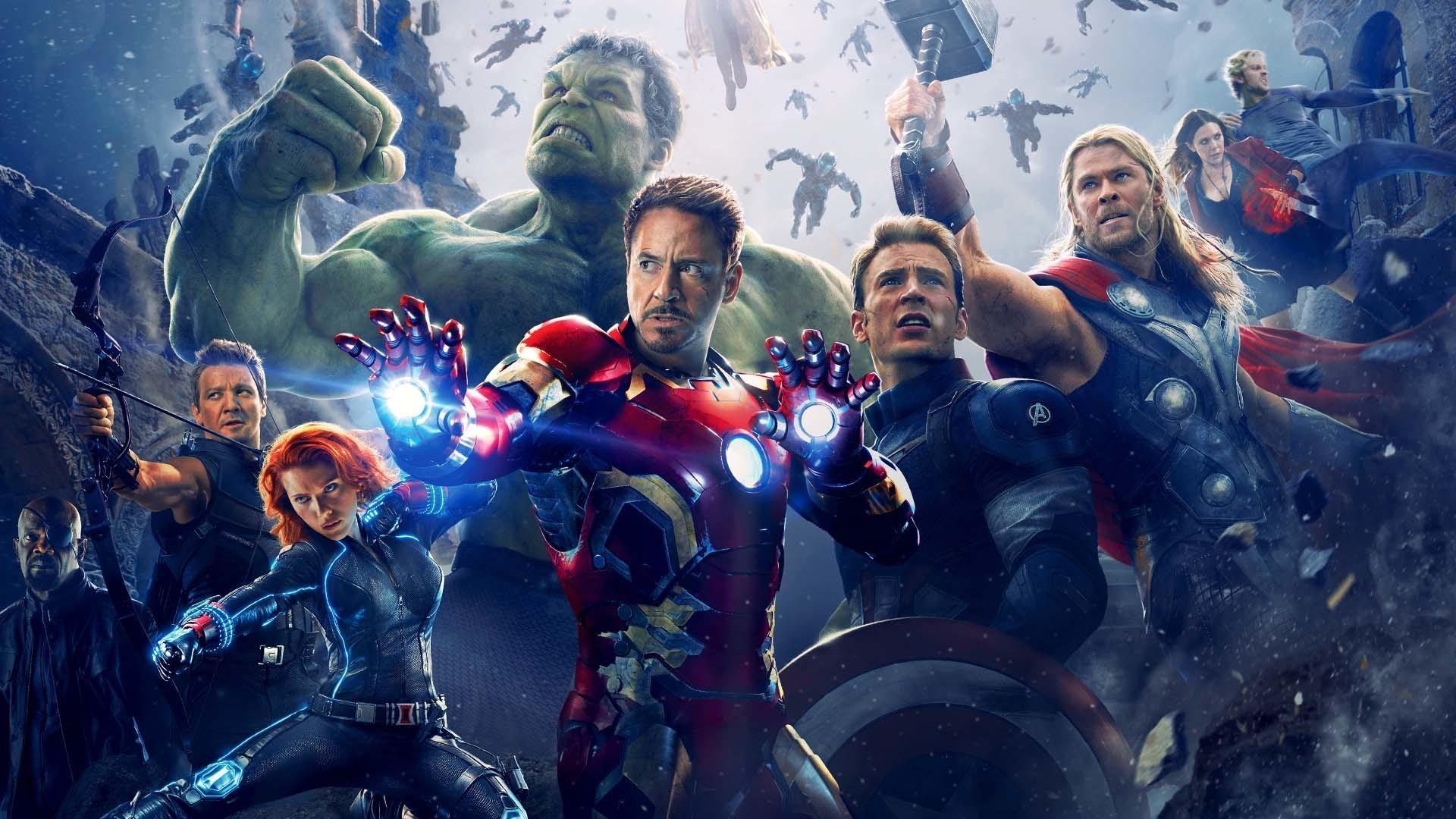 Картинка для Ты новый персонаж вселенной Marvel