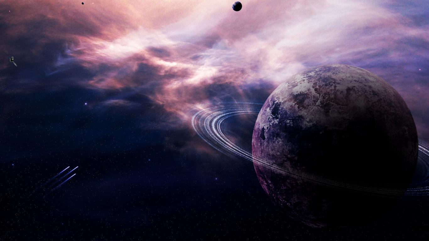 Картинка для Какая ты необычная планета???
