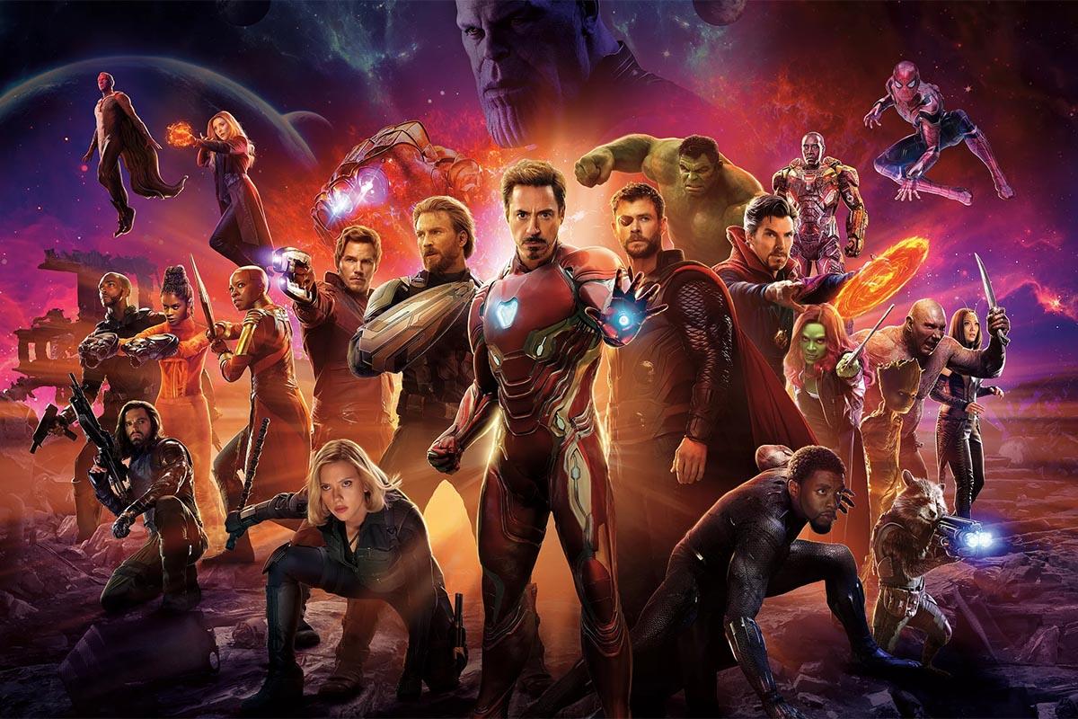 Картинка для Что будет, если Marvel попадет в наш мир, и причем здесь ты?