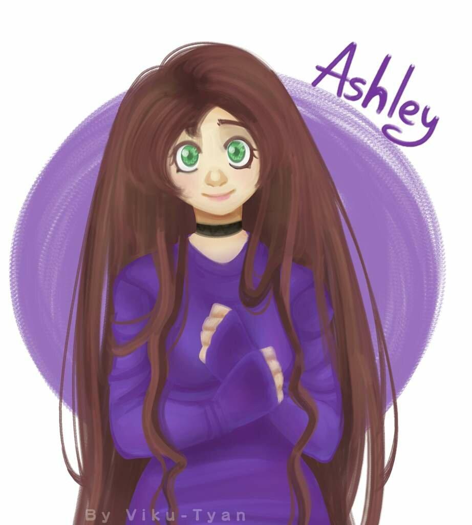 """Картинка для Как хорошо ты знаешь Эшли из игры """"Sally Face""""?"""