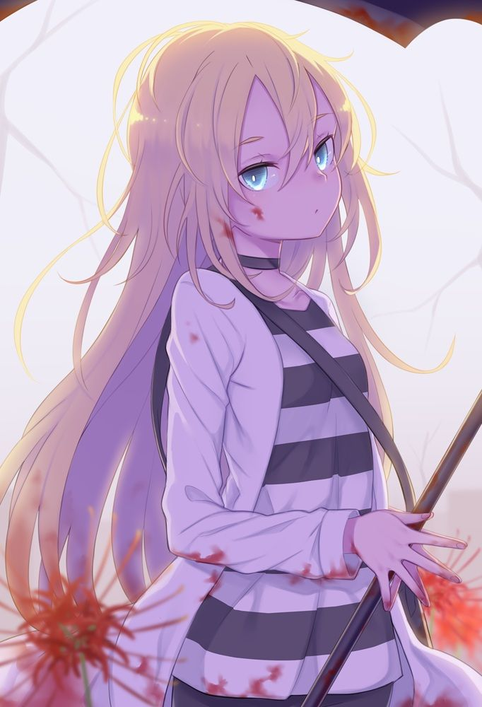"""Картинка для Насколько хорошо ты знаешь аниме """"Ангел кровопролития"""""""
