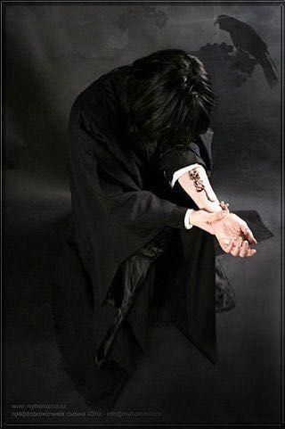 Картинка для Мир Гарри Поттера. Каким злодеем смогла бы ты стать?