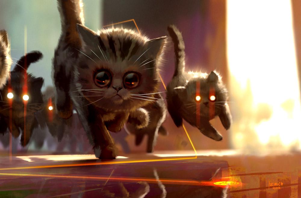 Картинка для Сколько кошек тебе нужно для счастья?