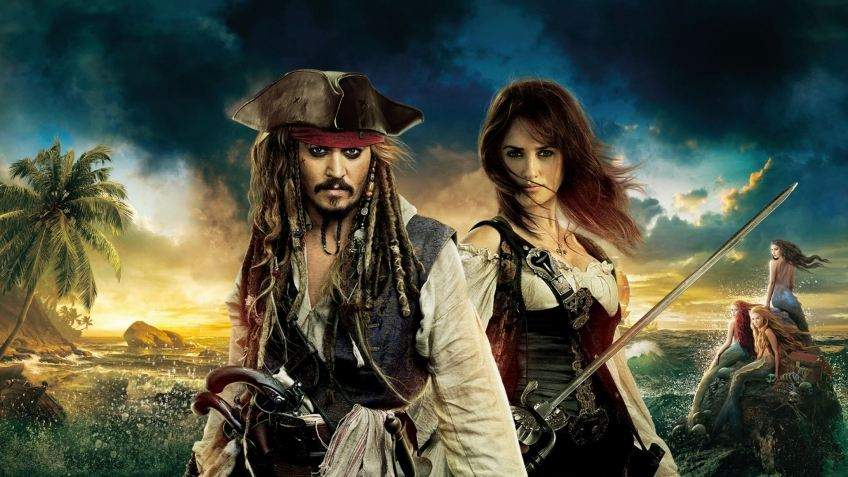 """Картинка для Ты — героиня """"Пиратов Карибского моря"""""""