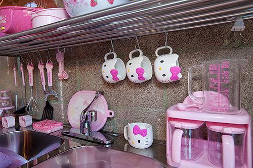 Картинка для Интерьеры в стиле Hello Kitty