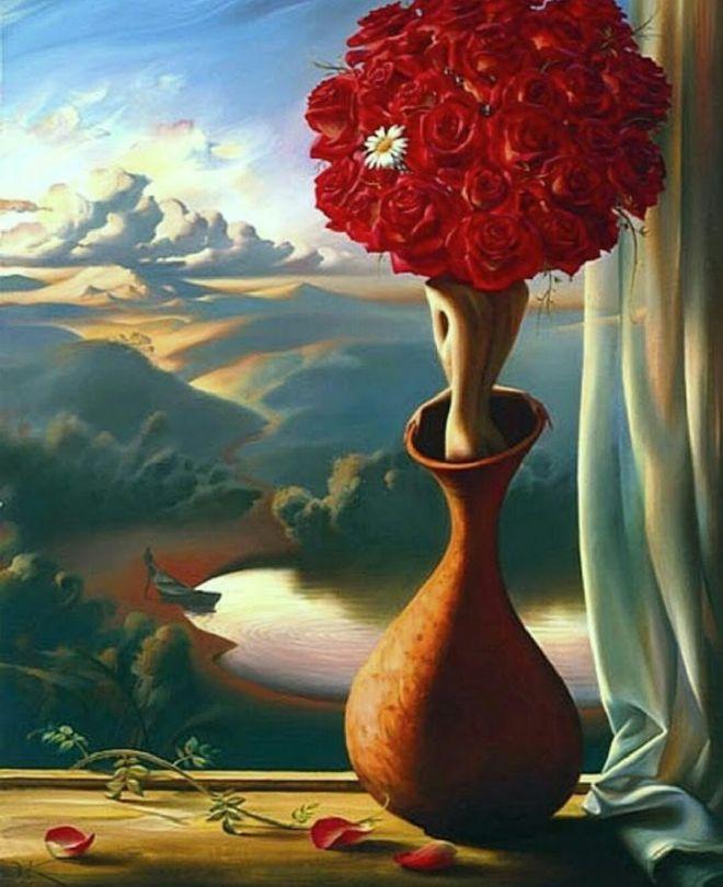 Картинка для Сюрреалистические картины.