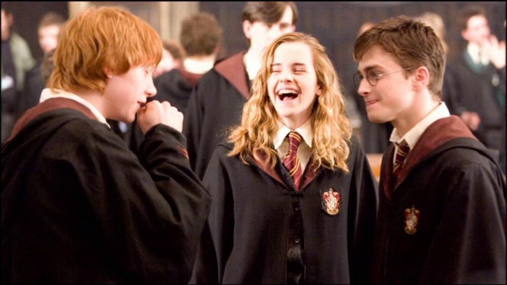 Картинка для ⚡Забавные моменты со съемок Гарри Поттера.⚡